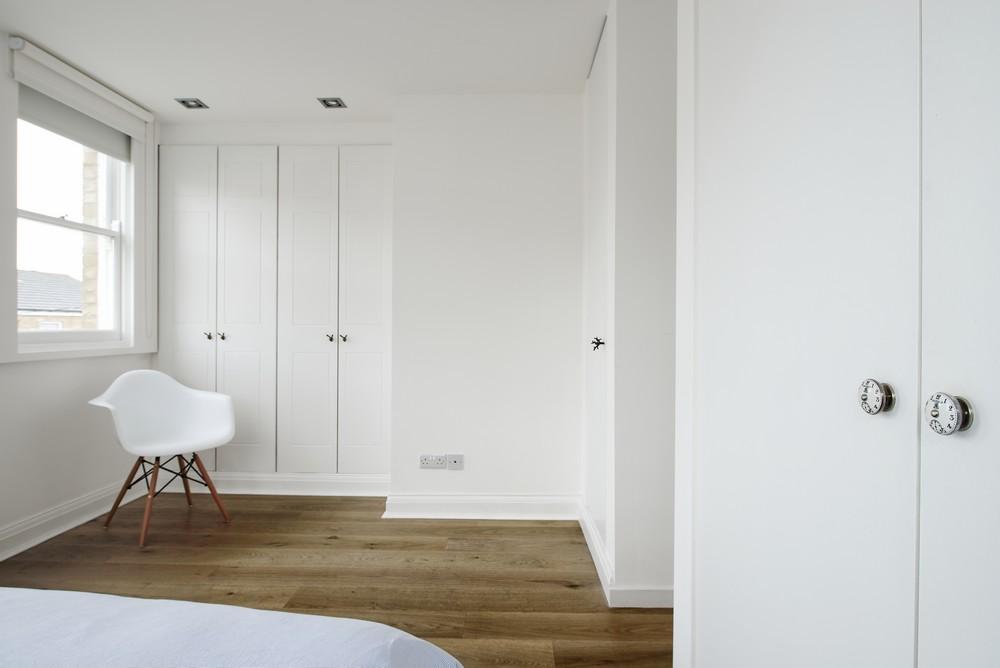 Fulham flat refurbishment by Dom Arquitectura 07