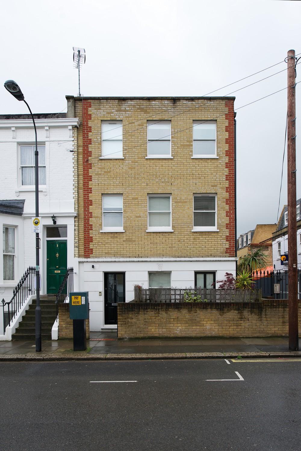 Fulham flat refurbishment by Dom Arquitectura 10