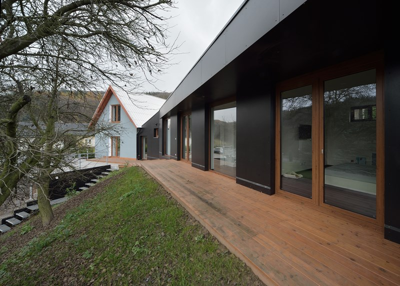 House Bořislav by 3+1architekti 01