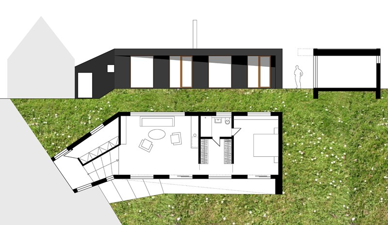 House Bořislav by 3+1architekti 18