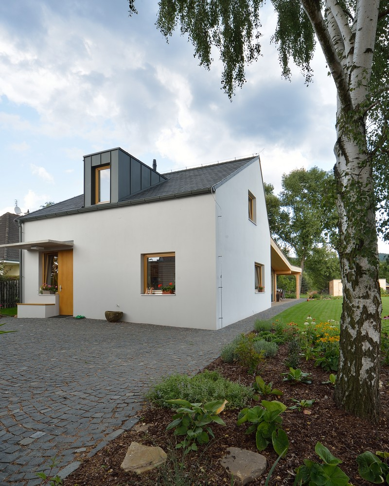 House Habrovice by 3+1architekti 15