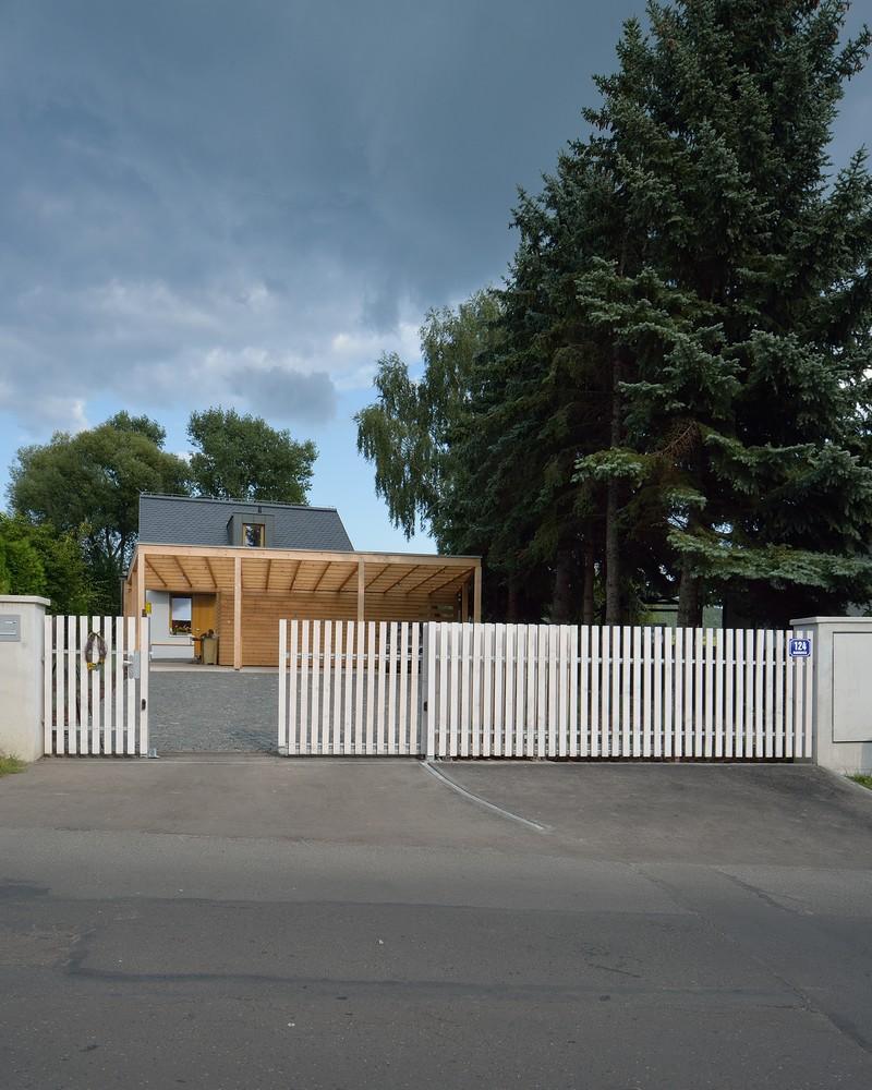 House Habrovice by 3+1architekti 21