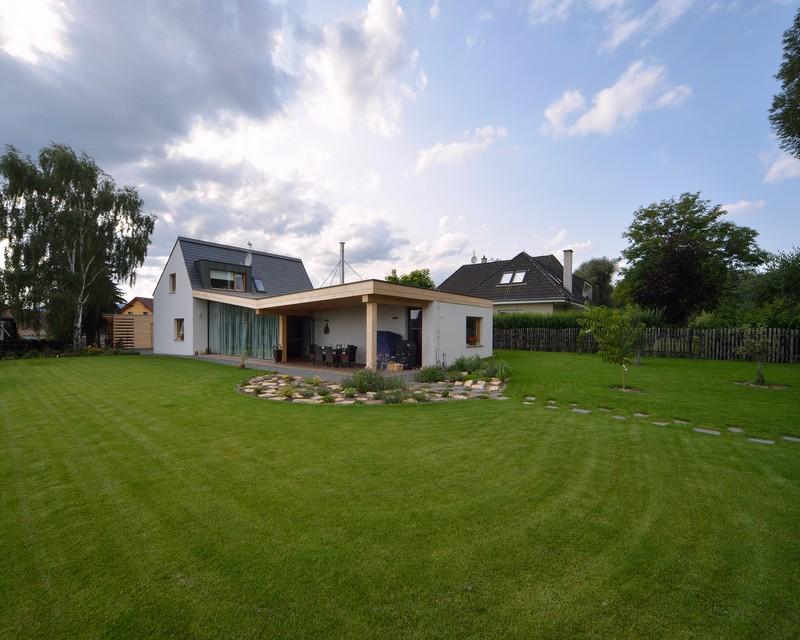 House Habrovice by 3+1architekti 22