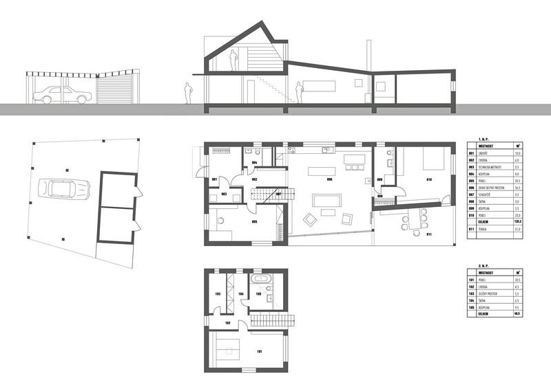 House Habrovice by 3+1architekti 25