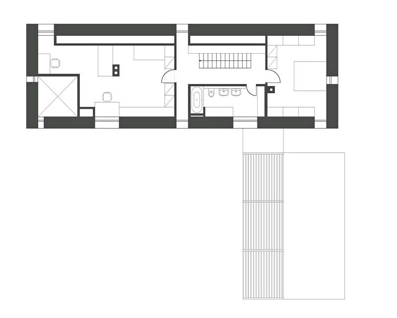 House Košťálov by 3+1architekti 25
