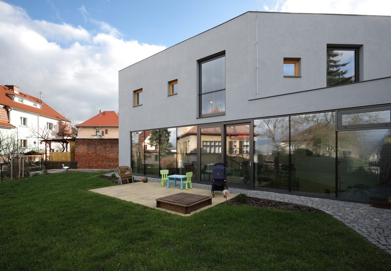 House Teplice by 3+1architekti 02