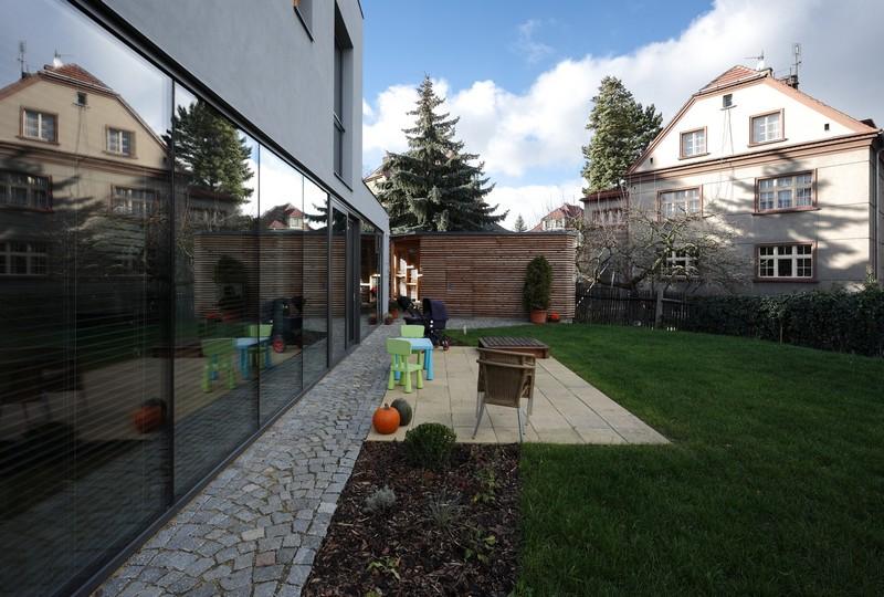 House Teplice by 3+1architekti 03