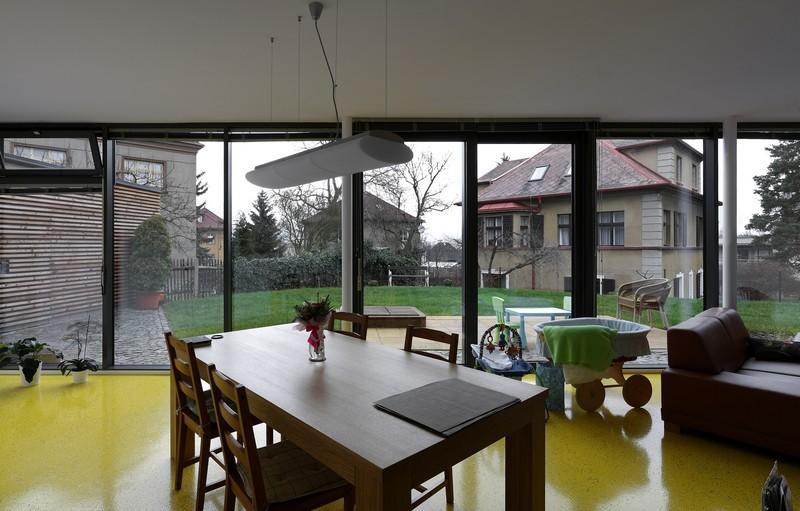 House Teplice by 3+1architekti 04