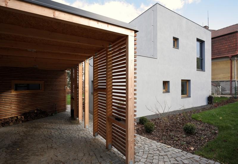 House Teplice by 3+1architekti 14