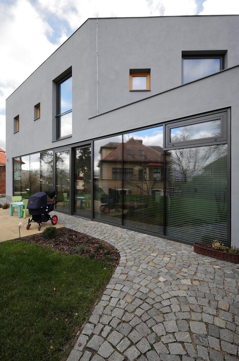 House Teplice by 3+1architekti 16