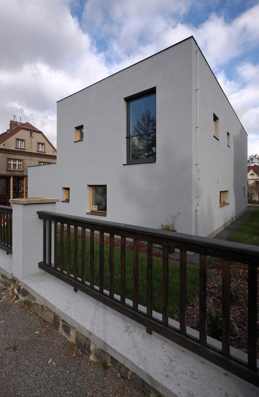 House Teplice by 3+1architekti 18