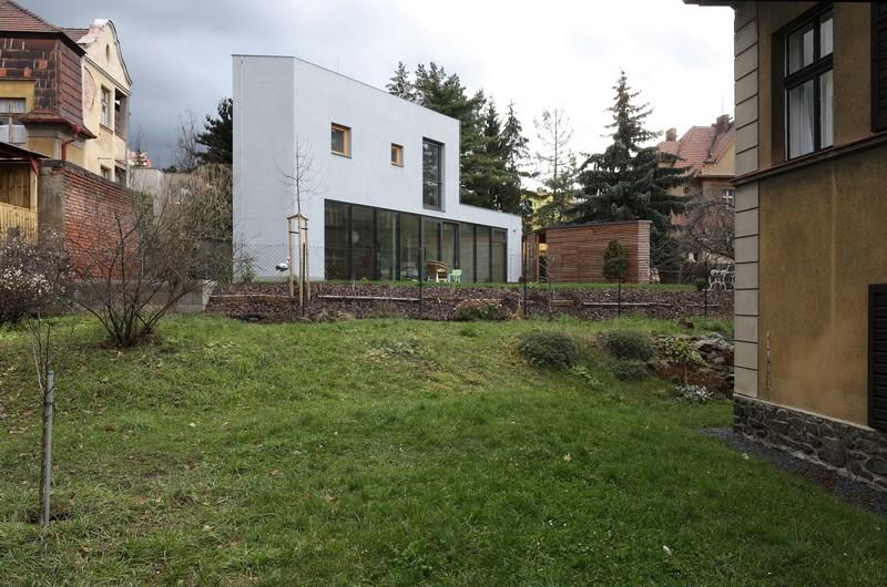House Teplice by 3+1architekti 20