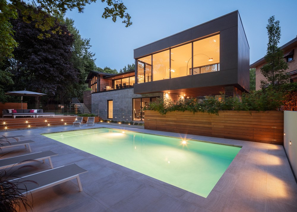 Prince Philip Residence by Thellend Fortin Architectes 02