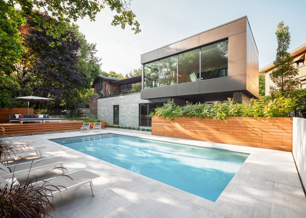 Prince Philip Residence by Thellend Fortin Architectes 11