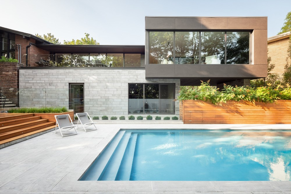 Prince Philip Residence by Thellend Fortin Architectes 12