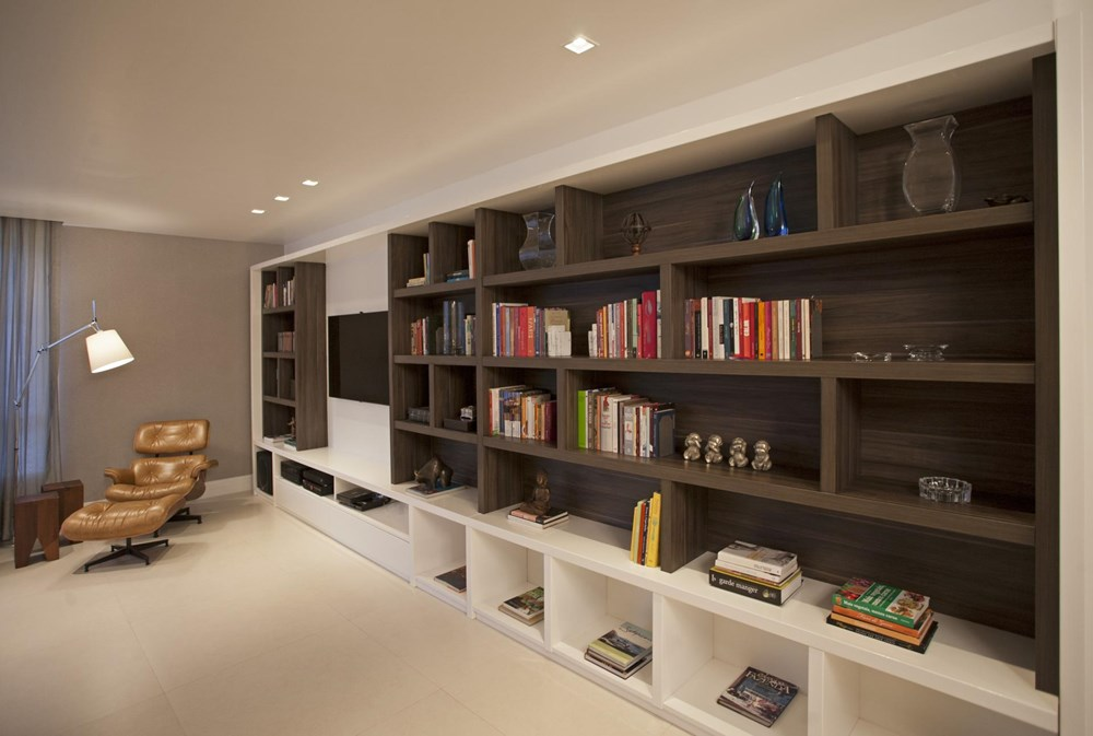 The LRF Apartment by Paula Martins Arquitetura 05