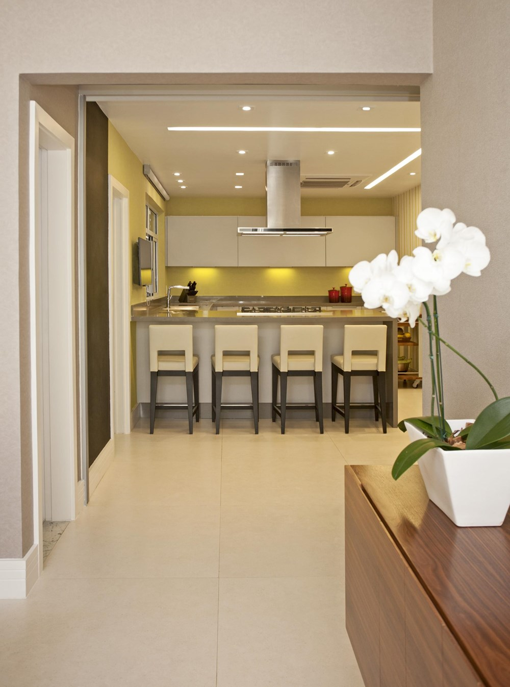 The LRF Apartment by Paula Martins Arquitetura 22