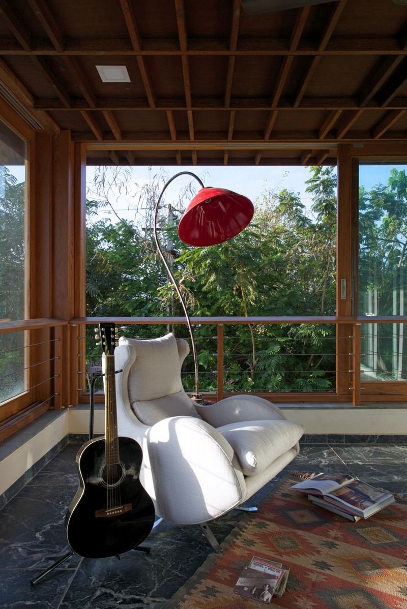 The Light-Play House by Hiren Patel Architects 09