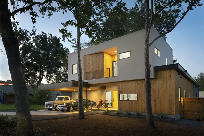 Tree House by MF Architecture 17