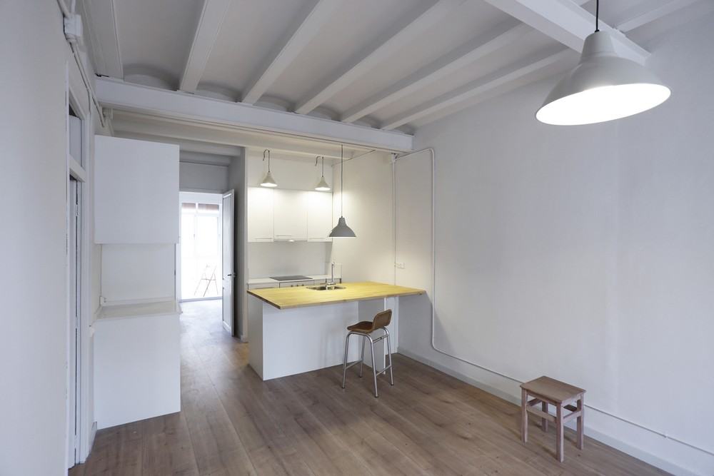 Two flat reform by Dom Arquitectura 06