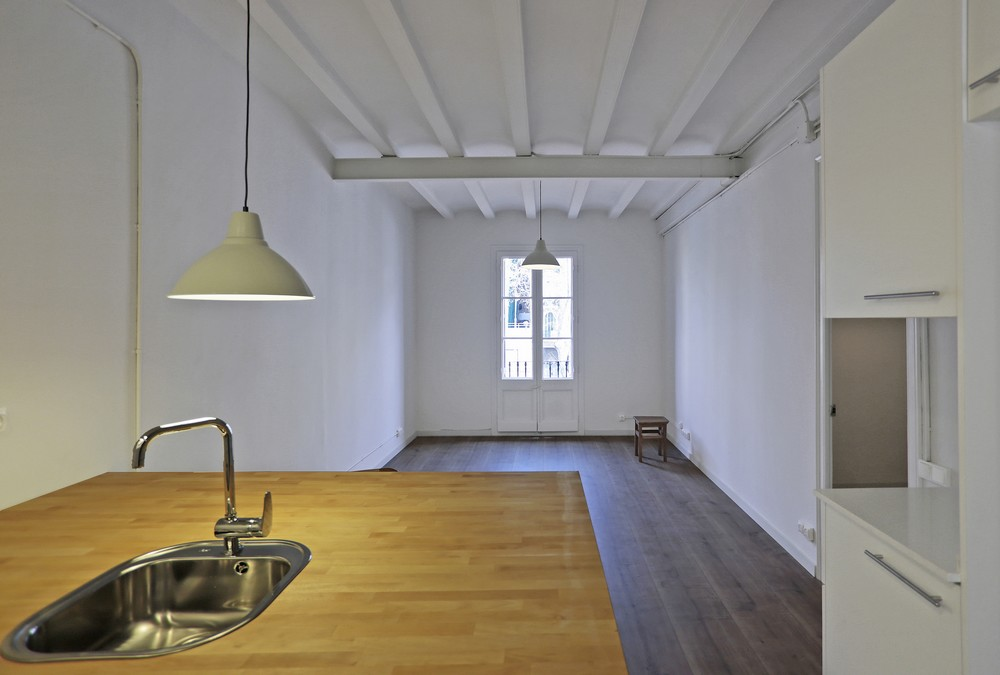 Two flat reform by Dom Arquitectura 07