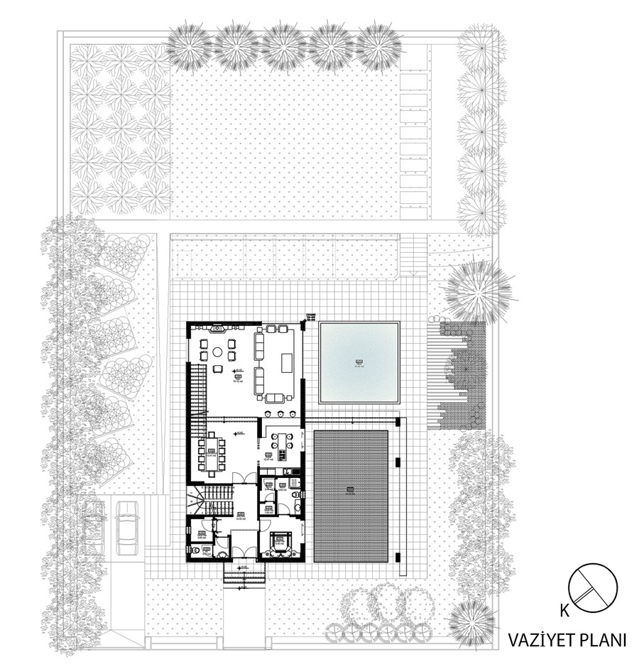 Villa De Carpe Diem by Ayzen Design Architecture 18