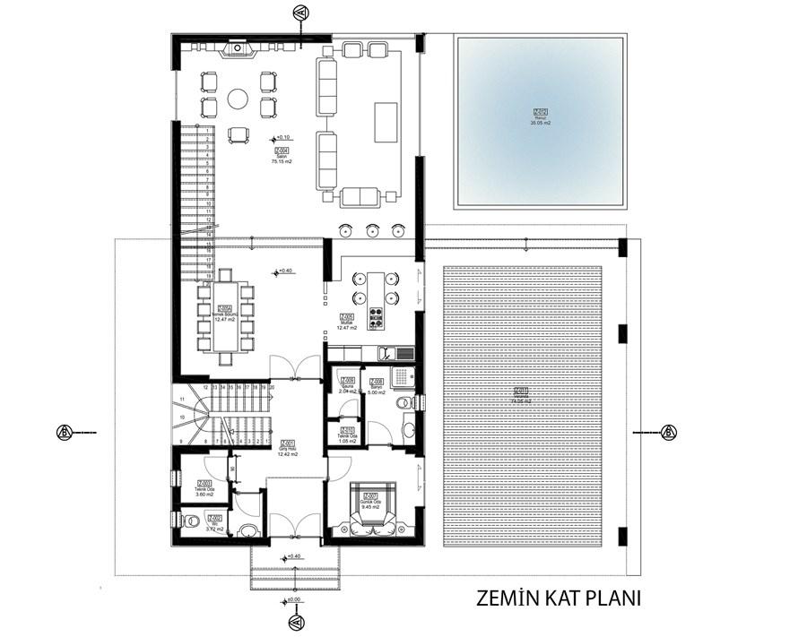 Villa De Carpe Diem by Ayzen Design Architecture 19