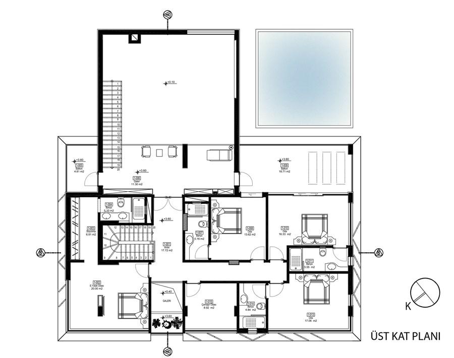 Villa De Carpe Diem by Ayzen Design Architecture 20