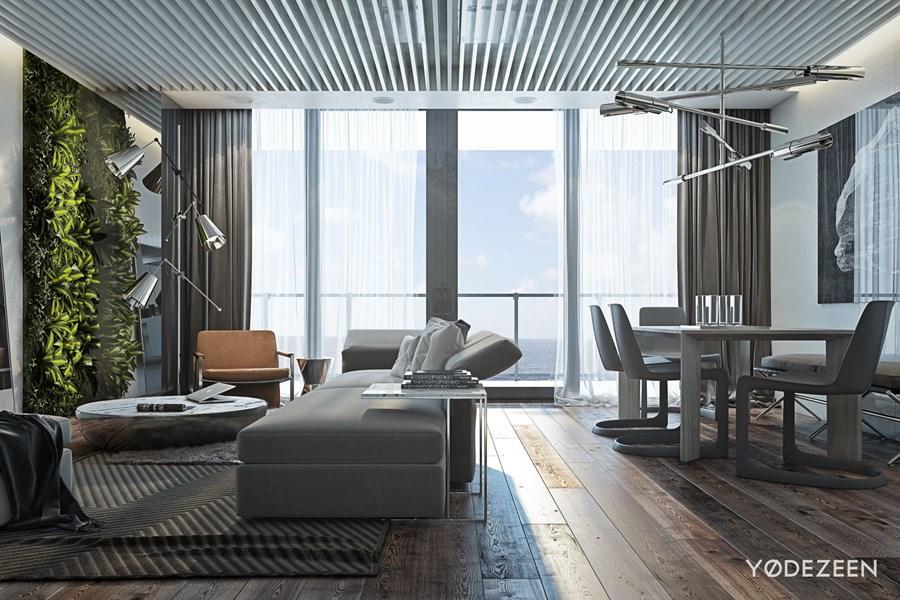 Apartment in Miami Beach by YoDezeen 02