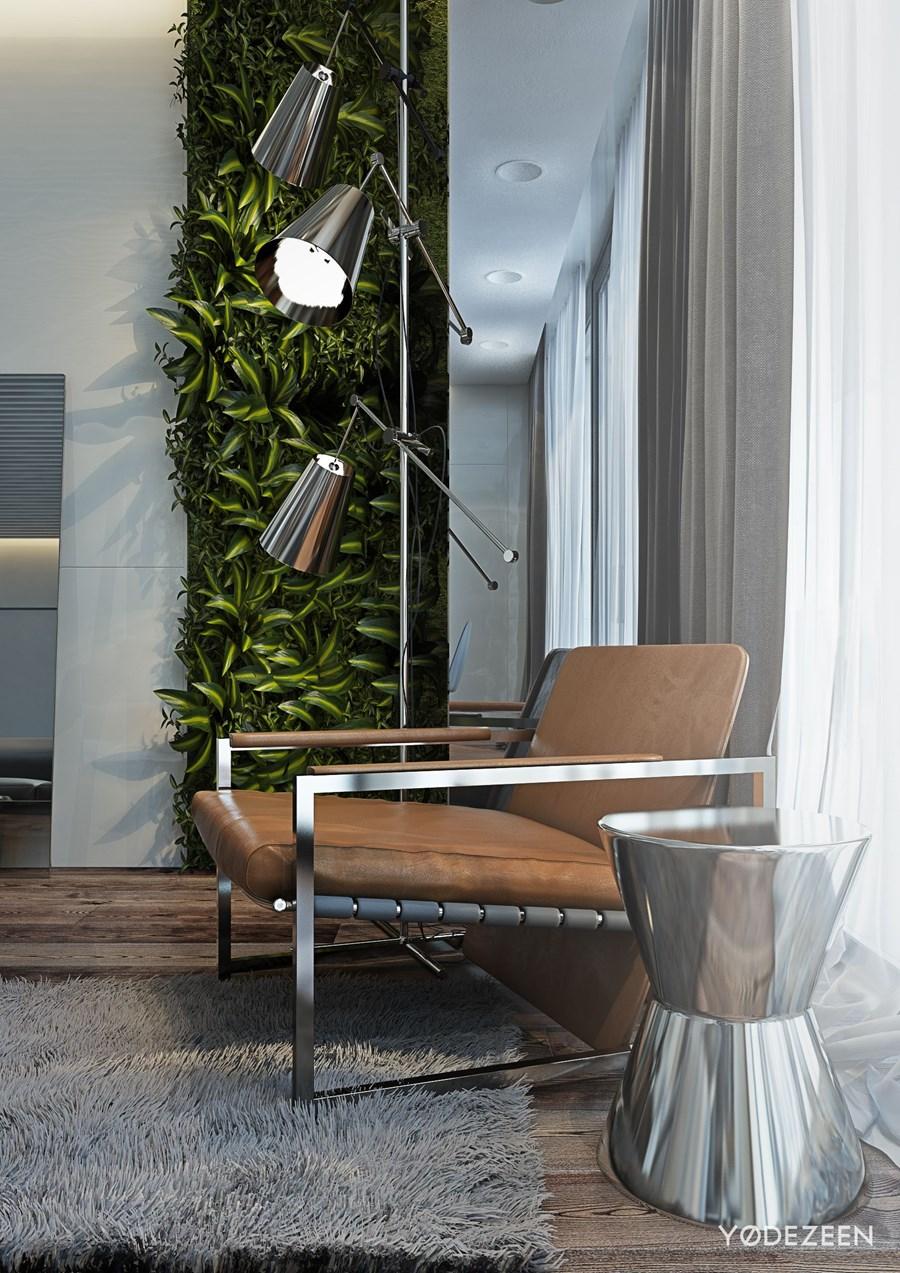 Apartment in Miami Beach by YoDezeen