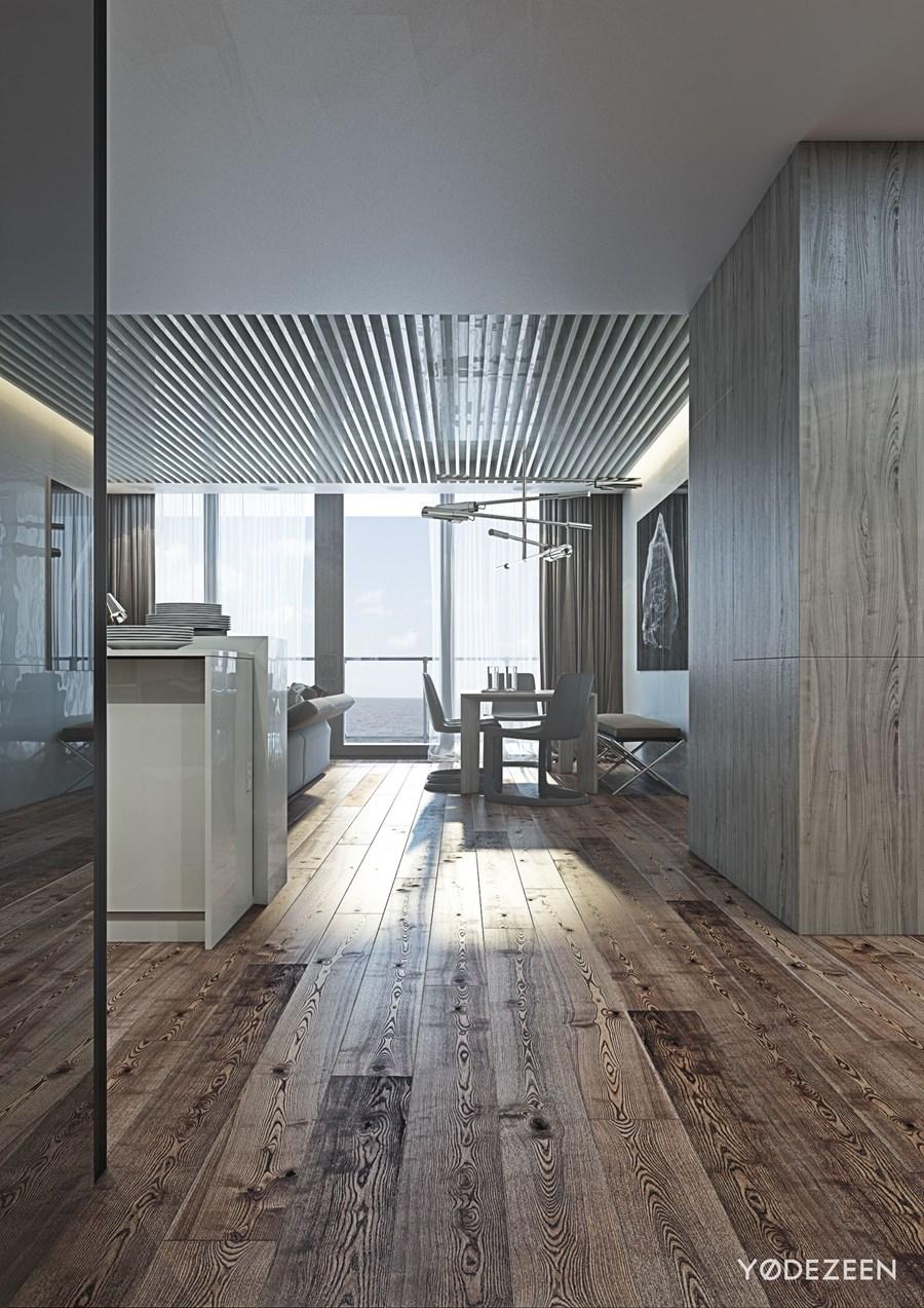 Apartment in Miami Beach by YoDezeen 11