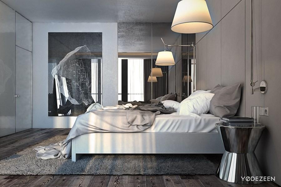 Apartment in Miami Beach by YoDezeen 16