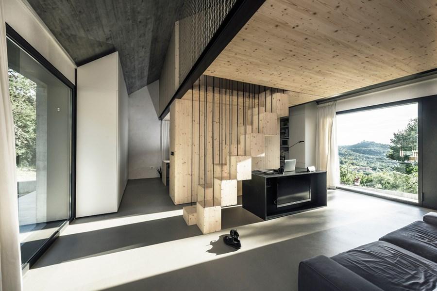 Compact Karst house by Dekleva Gregoric Arhitekti 01