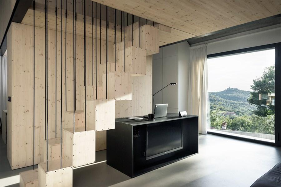 Compact Karst house by Dekleva Gregoric Arhitekti 02