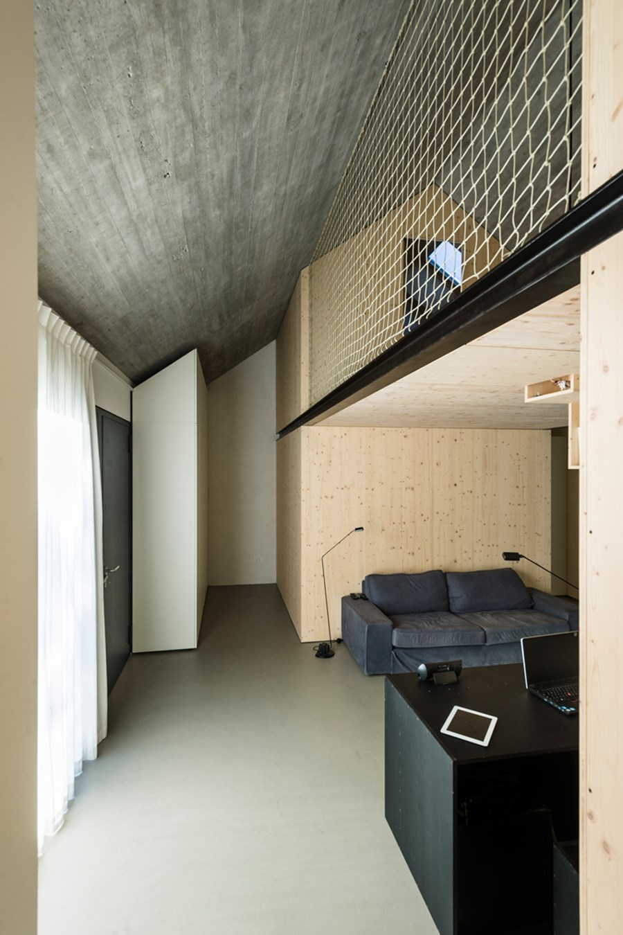 Compact Karst house by Dekleva Gregoric Arhitekti 04