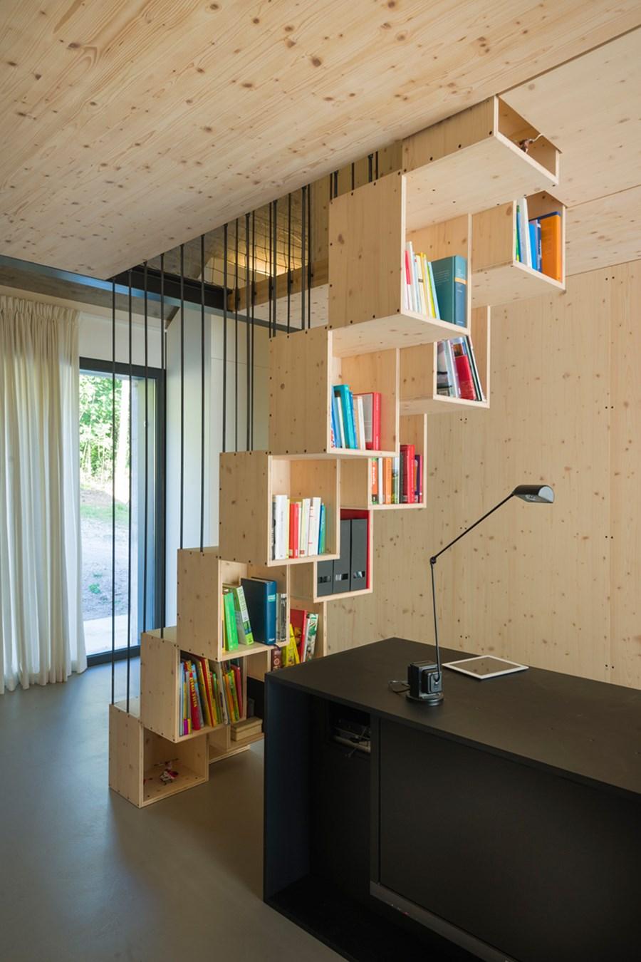 Compact Karst house by Dekleva Gregoric Arhitekti 05
