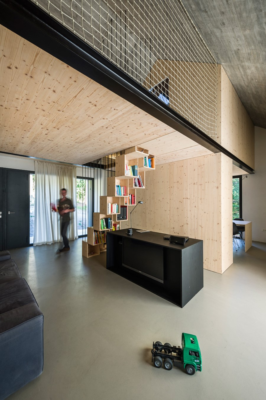 Compact Karst house by Dekleva Gregoric Arhitekti 06