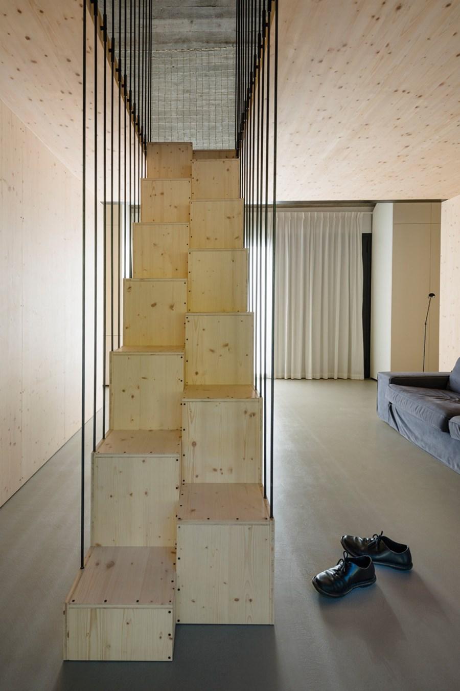 Compact Karst house by Dekleva Gregoric Arhitekti 07