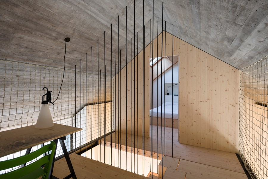 Compact Karst house by Dekleva Gregoric Arhitekti 09