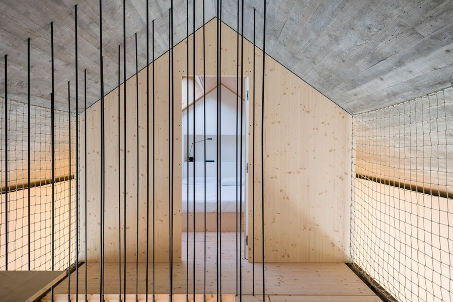 Compact Karst house by Dekleva Gregoric Arhitekti 10