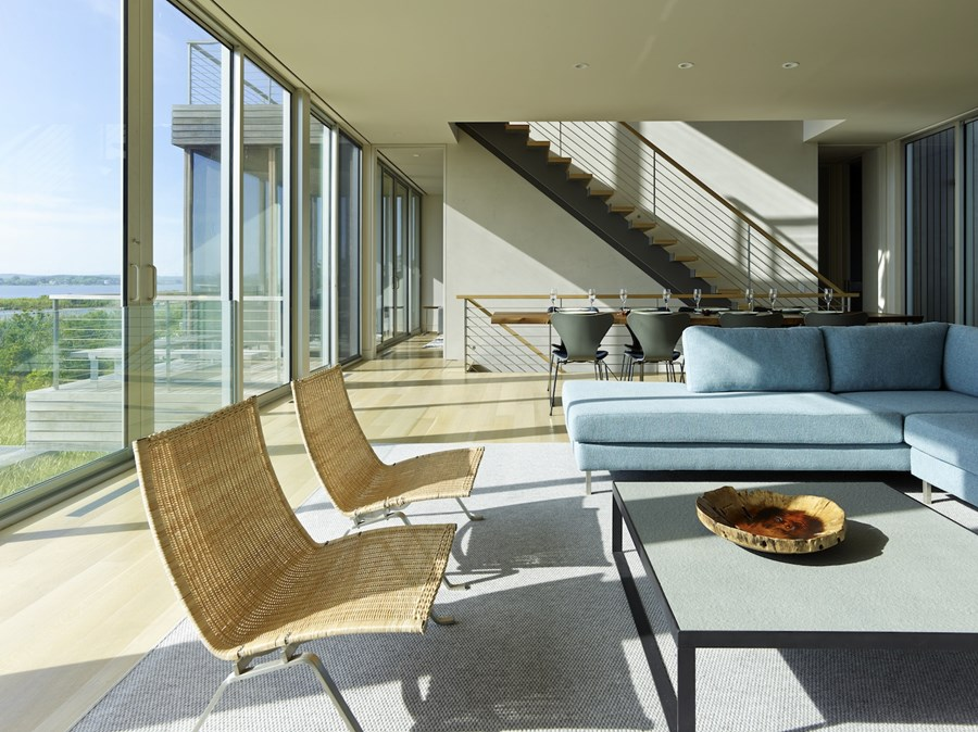 Cove Residence by Stelle Lomont Rouhani Architects 05