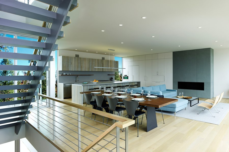 Cove Residence by Stelle Lomont Rouhani Architects 07