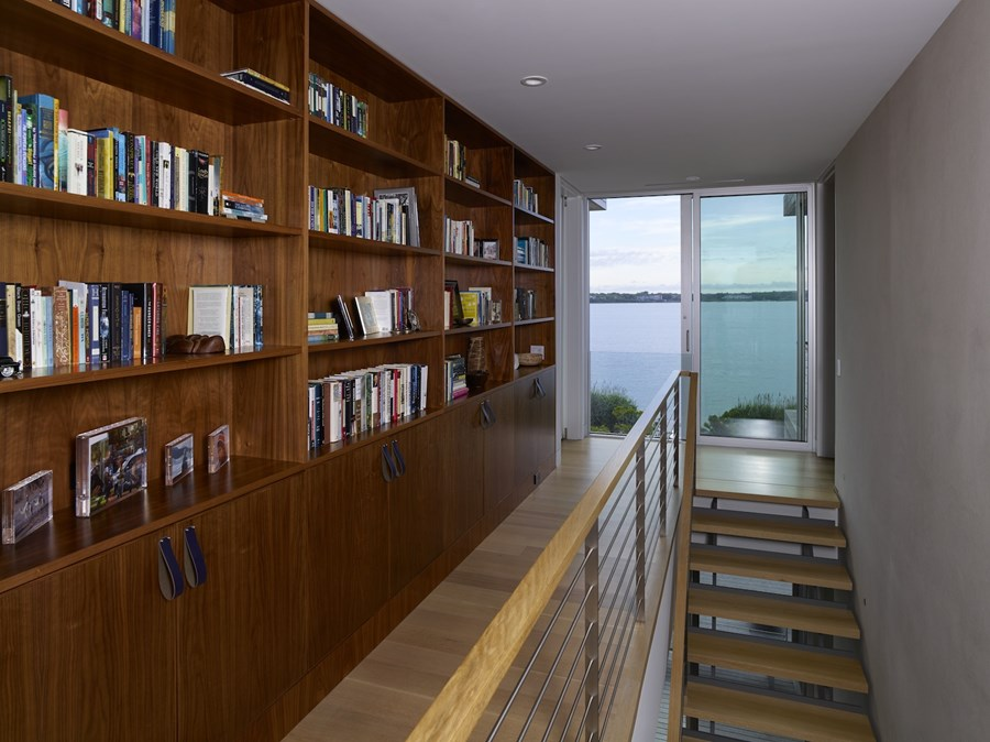 Cove Residence by Stelle Lomont Rouhani Architects 12