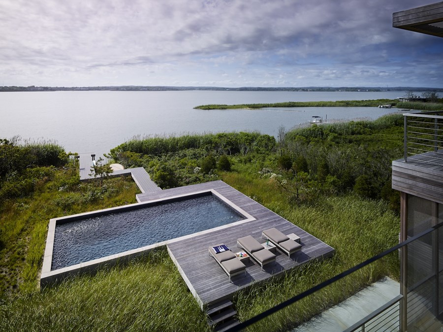 Cove Residence by Stelle Lomont Rouhani Architects 17