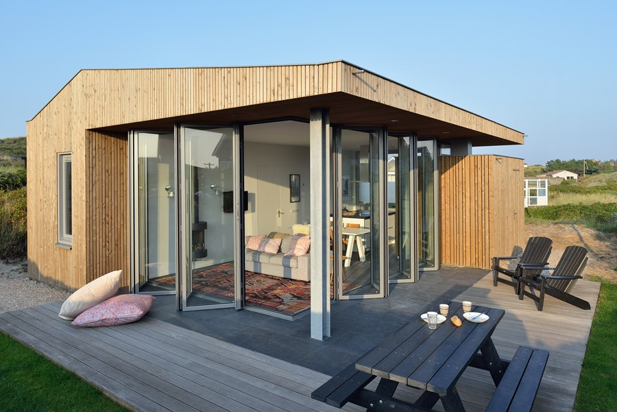 Holiday house by Bloem en Lemstra Architecten 05