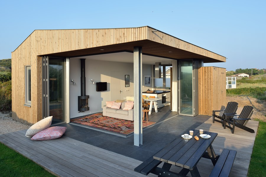 Holiday house by Bloem en Lemstra Architecten 06