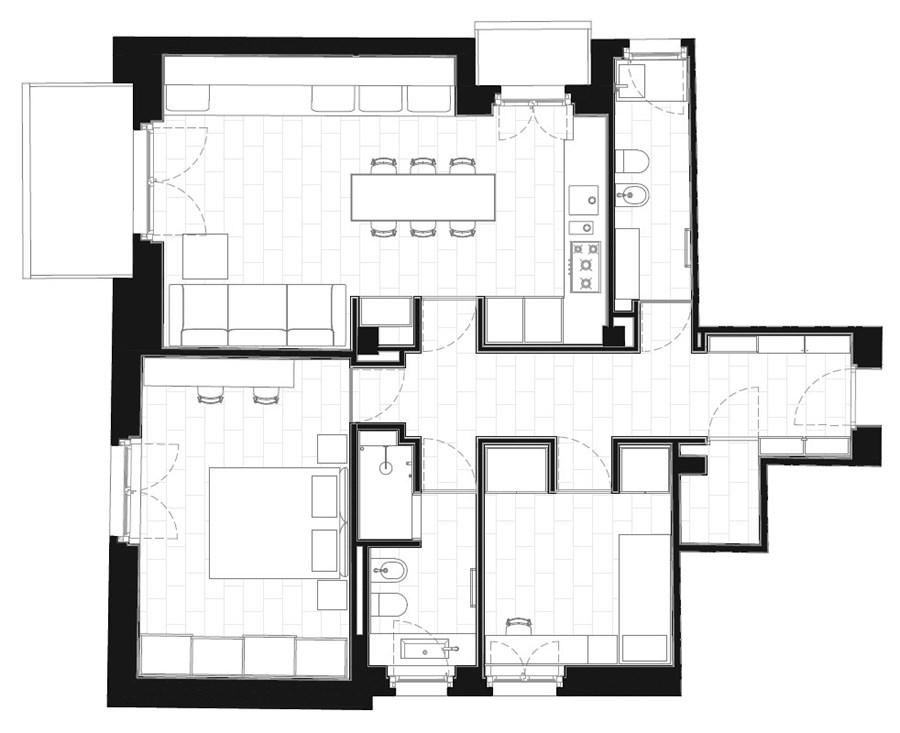 House#02 by Andrea Rubini architect 16