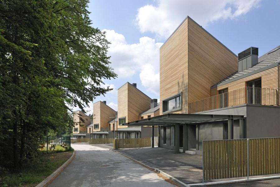 Housing Perovo by Dekleva Gregoric Arhitekti 19