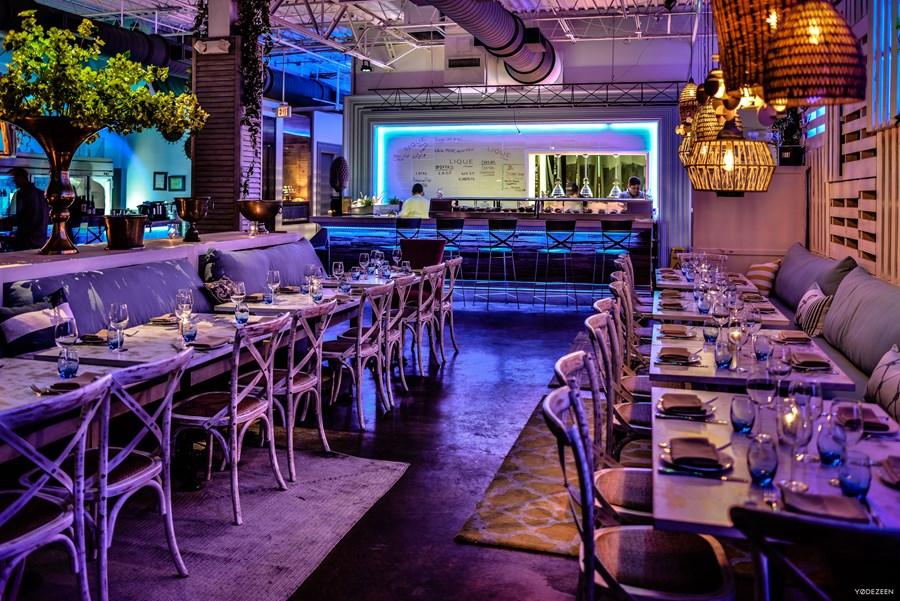 Lique restaurant by YoDezeen 11