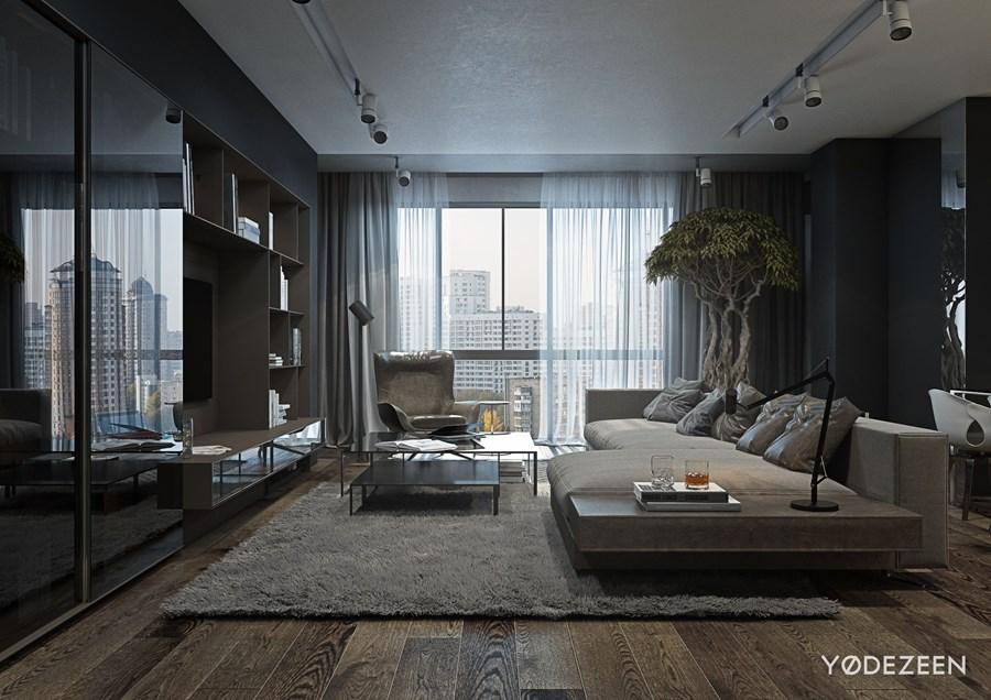 Residence on street Staromavodnitskaia by YoDezeen 01